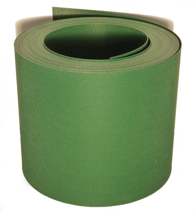 Hervorragend Sichtschutz moos grün Streifen 2,55€/m Zaun blende Metall-Zaun  TR62